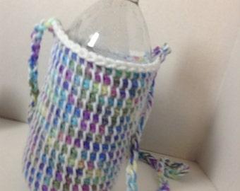 1 liter water bottle cozy