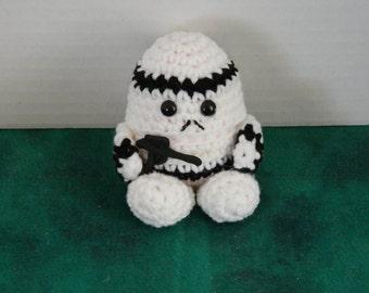 Star Wars Inspired Egglets Stormtrooper
