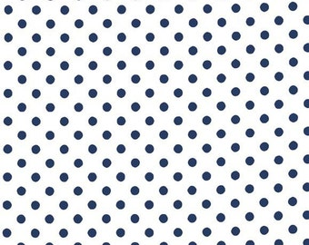 20% Off! Michael Miller FABRIC - Dumb Dot - Wave