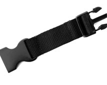"""Strap Extender - 1"""" wide girth extension strap for Cozy Horse dog vests"""
