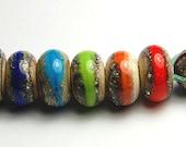 Chakra Bead Set - Shiny version - Made to Order