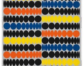 Sound Waves - IKEA Natfjaril Cotton Fabric
