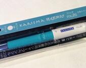 KARISMA Japanese 3 color washable mechanical pencil for textiles
