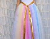 MLP Princess Celestia 3 Piece Dress Costume Cosplay Adult All Sizes MTCoffinz