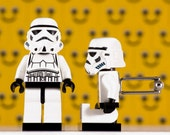 LEGO Cufflinks - Star Wars Storm Troopers