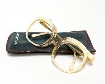 Vintage Makeup Eyeglasses, Neostyle Pic Up 1, vintage eyeglass frame, German eyeglasses in unused deadstock condition.