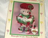Cherries Jubilee, Vintage Crochet Pattern, from Lollipop Lane Dumplin Designs
