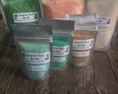 European Spa Salt and Dead Sea Bath Salts Choose your Scent
