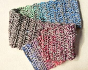 Vedis - Handmade wool crocheted scarf