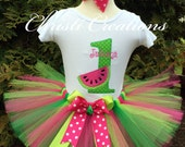 1st Birthday Outfit, 1st Tutu Shirt Set, Girl Year Old Outfit, Baby Bday Tutu, First Bday Tutu, Cute Birthday Tutu, Girl 1st Bday Outfit