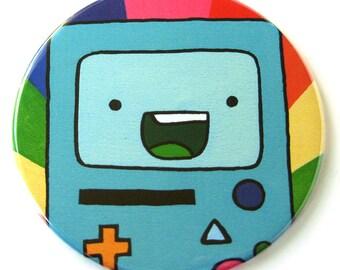 Adventure Time Magnet // BMO Fan Art
