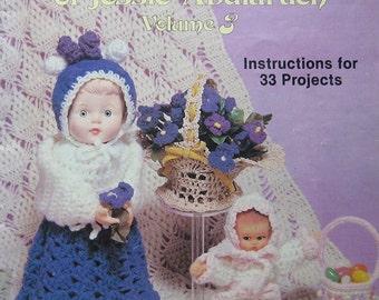 Crocheted Favorites & Originals Jessie Abularach Pattern Book