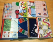 BOOS Game Board Journal (Blank on One Side) Your Choice
