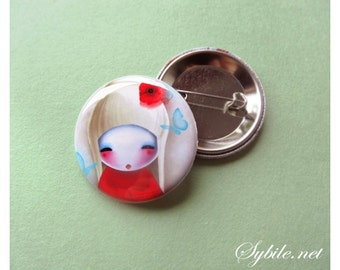 Button Poppy