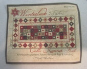 Winterlude Table Runner Kit - CLEARANCE - 50% OFF