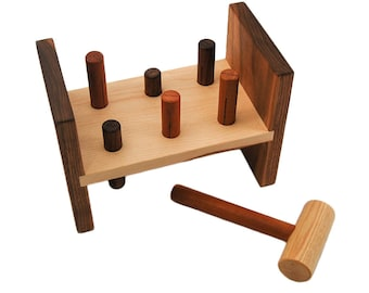 Hammer Bench Toy