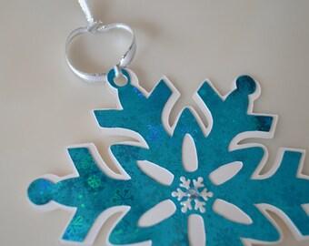 Snowflake Invitations, Frozen Party, Winter Wonderland