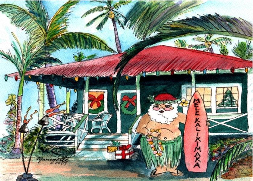 Printable diy hawaiian christmas card 5x7 pdf from kauai hawaii printable diy hawaiian christmas card 5x7 pdf from kauai hawaii mele kalikimaka holiday solutioingenieria Gallery