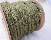3 Metres 4mm Dark Olive Green Lacing Cord