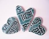 Ceramic Heart Magnets
