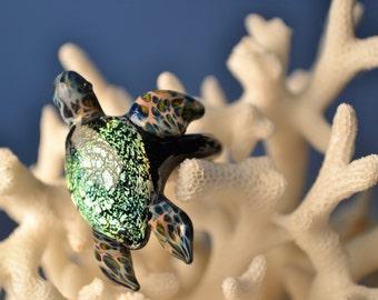 Gold Coast Sea Turtle Ring