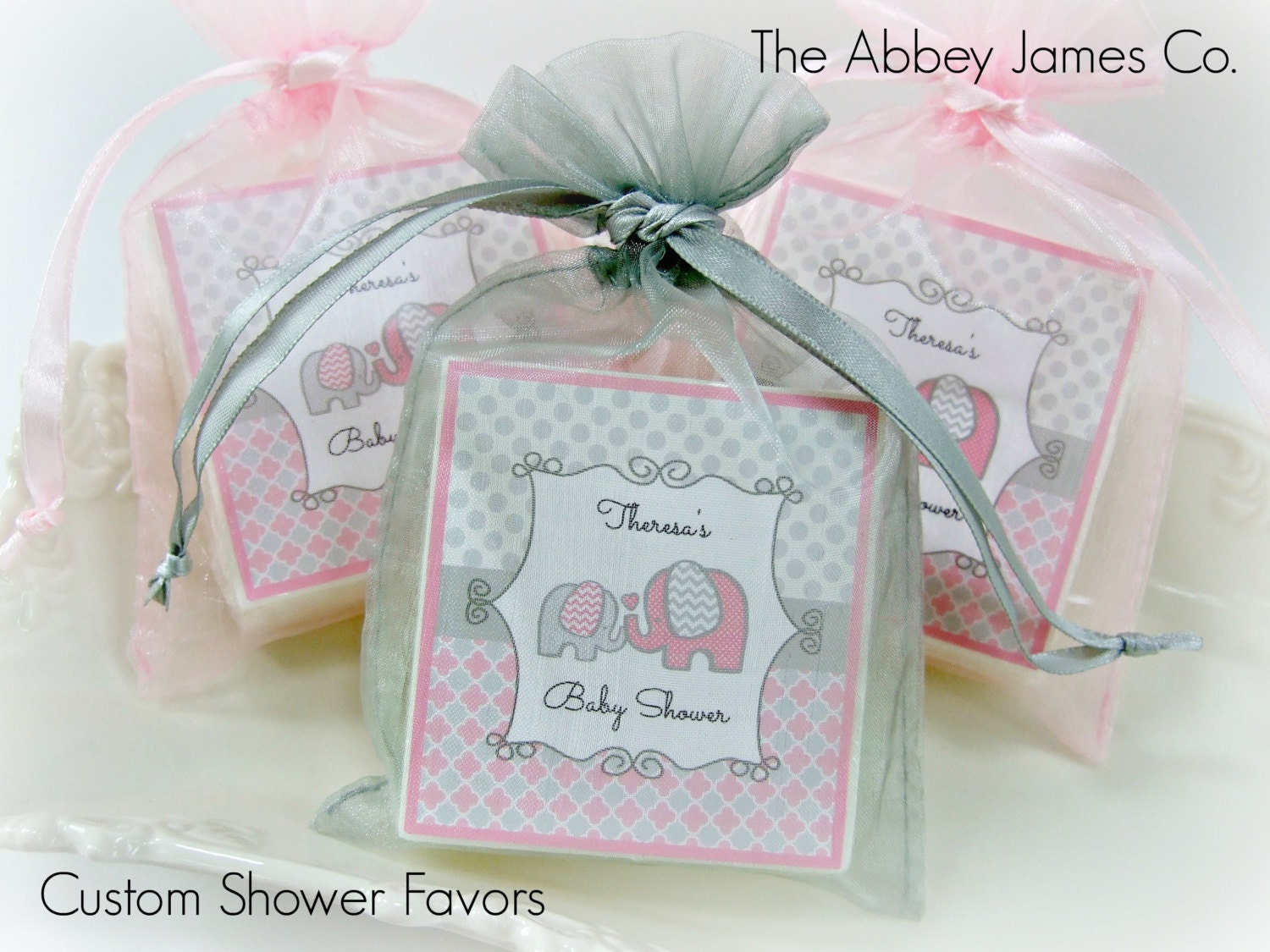 baby shower favors elephant baby shower favors girl baby