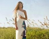 The Most Beautiful Hawaiian Wedding Dress Design