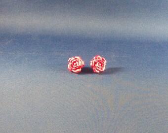 Sailor Jupiter Rose Earrings