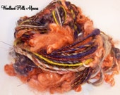 ART YARN, Esther Rodgers Batt spun by Me...
