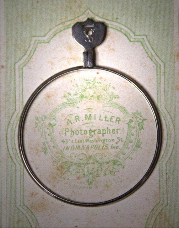 Vintage Optical Lens 77