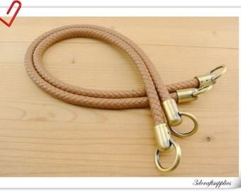 25 inch (66cm) Pu Purse handles Pu leather handles K113