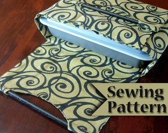Casserole holder pattern | PDF Sewing pattern DIY | Instant download | Casserole carrier to sew | Tutorial | Casserole dish carrier