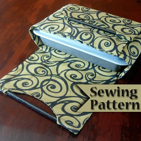Casserole holder pattern   PDF Sewing pattern DIY   Instant download   Casserole carrier to sew   Tutorial   Casserole dish carrier