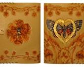 The 'Golden Caterpillars'