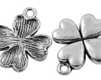 Four Leaf Clover - set of 10 - #F249