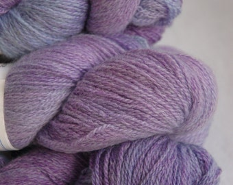 Studio June Yarn Cashmere Lace - 100% Cashmere, Color:  Violet Blue