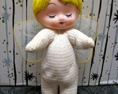 Vintage Made in Japan Angel in Pajamas