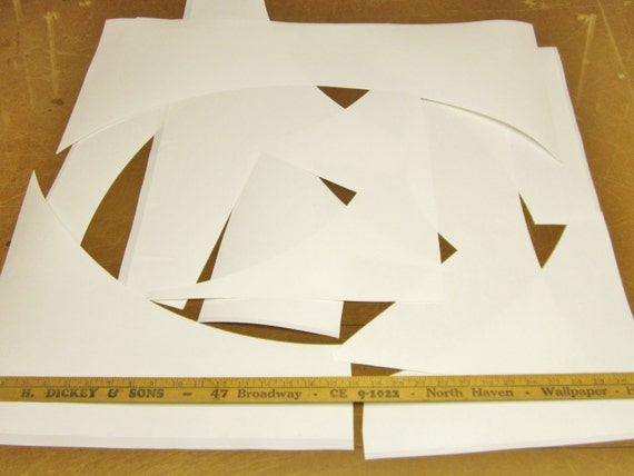 Pressure Sensitive Styrene For Lamp Shades