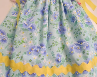 12 to 18 months handmade baby pillowcase dress perfect spring time dress