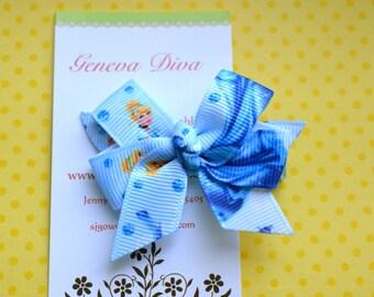 Cinderella MINI Diva Bow