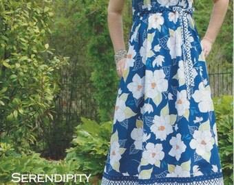Sale!  Tara Tank Dress pattern (SDG-137) - Serendipity Studio