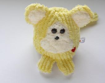 Cute Monkey - Yellow - Stuffed Animal - Plushie - Stuffie