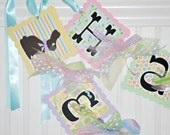Easter Banner ~ Happy Easter ~ Easter Decoration~ Easter Garland ~ Spring Decor