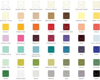 "4 1/4"" x 4 1/4"" (108mm X 108mm) Square Envelope -Metallic Finish  25/Pk"
