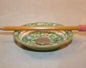 Green Enamel Plate Tray China