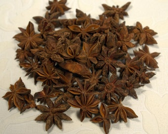 Star Anise - whole-4 oz-potpourri-cooking