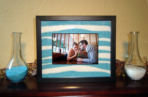 Unity Sand Ceremony Frame Set Shadow Box Etsy