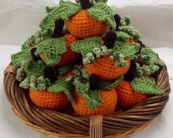 Pumpkin Catnip Toy