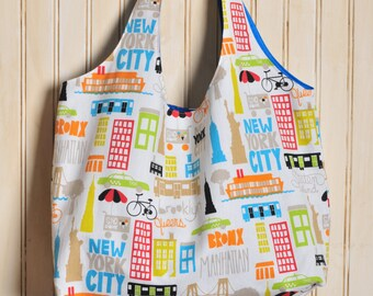 Tote Bag Large - New York