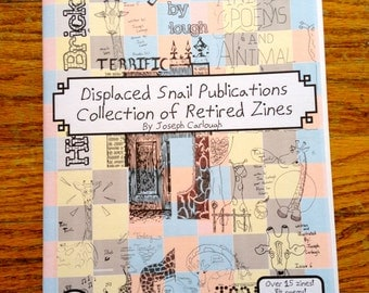 Collection of Retired Zines - 2008-2013